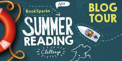 booksparks summer tour