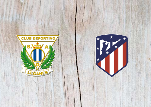 Leganes vs Atletico Madrid - Highlights 03 November 2018