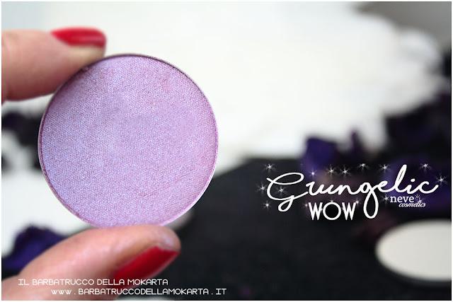 WOW eyeshadow ombretti packaging Neve cosmetics  recensione, pareri, makeup, consigli, comparazioni