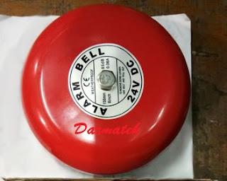 Darmatek Jual Alarm Bell TAB 6 inch -- 24VDC