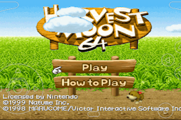 Download Harvest moon n64 For Android Full Mod Apk