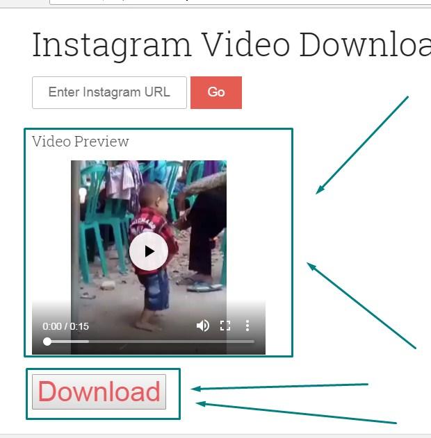 Cara Download Video Instagram Terbaik di Android Dengan W3toys 2019 ii