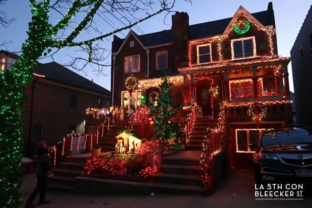Visitar luces de Navidad de Dyker Heights en Nueva York 4