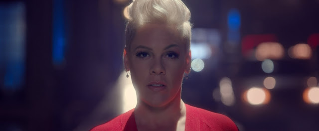 P!nk Releases 'Walk Me Home' Music Video