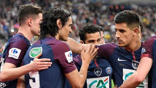Tak Ada Kejutan dari Les Herbiers, PSG Juara Piala Prancis