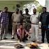 पुलिस ने कछुआ तस्कर को किया गिरफ्तार