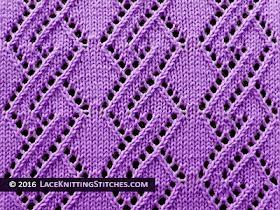 #30 Lace Diamond Chain