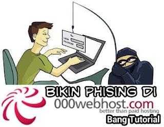 Membuat Web Phising Terbaru di 000webhost