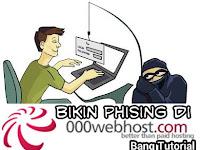 Cara Membuat Web Phising di 000webhost