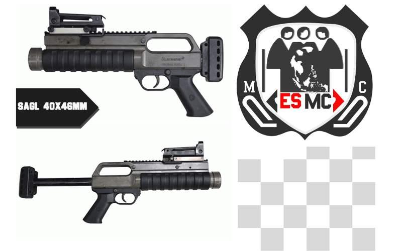 SAGL 40X46mm