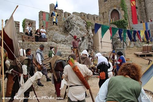 Mercado Medieval de Obidos