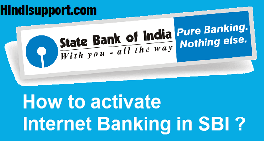 Open SBI Internet Banking