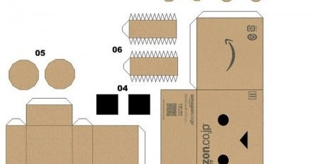 AMAZON DANBO PAPERCRAFT EBOOK