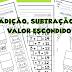 MATEMÁTICA - RECORTANDO, COLANDO E ASSOCIANDO AS OPERAÇÕES - 1º ANO/ 2º ANO