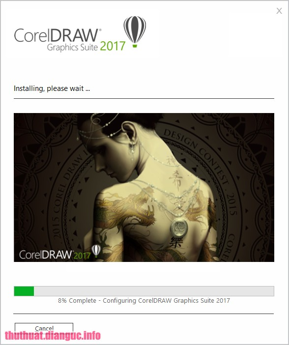 Download CorelDRAW Graphics Suite X9 full cr@ck