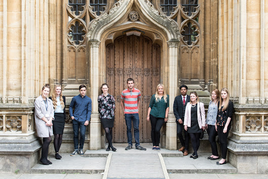 Day in the Life of an Apprentice - Green Templeton College Office Assistant   - University of Oxford Apprentices