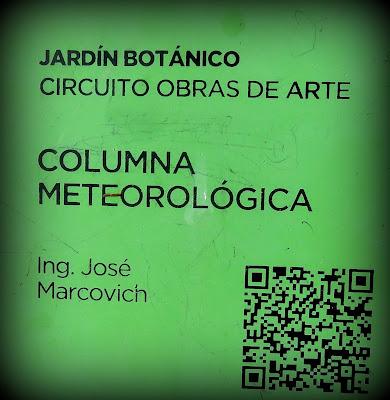 José Marcovich - JARDIM BOTÂNICO DE BUENOS AIRES