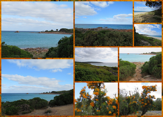 Road Trip to Margaret River in Western Australia - Coastal Drive around Eagle Bay