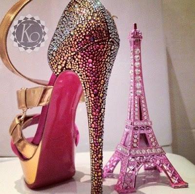 Zapatos de noche para Quinceañeras