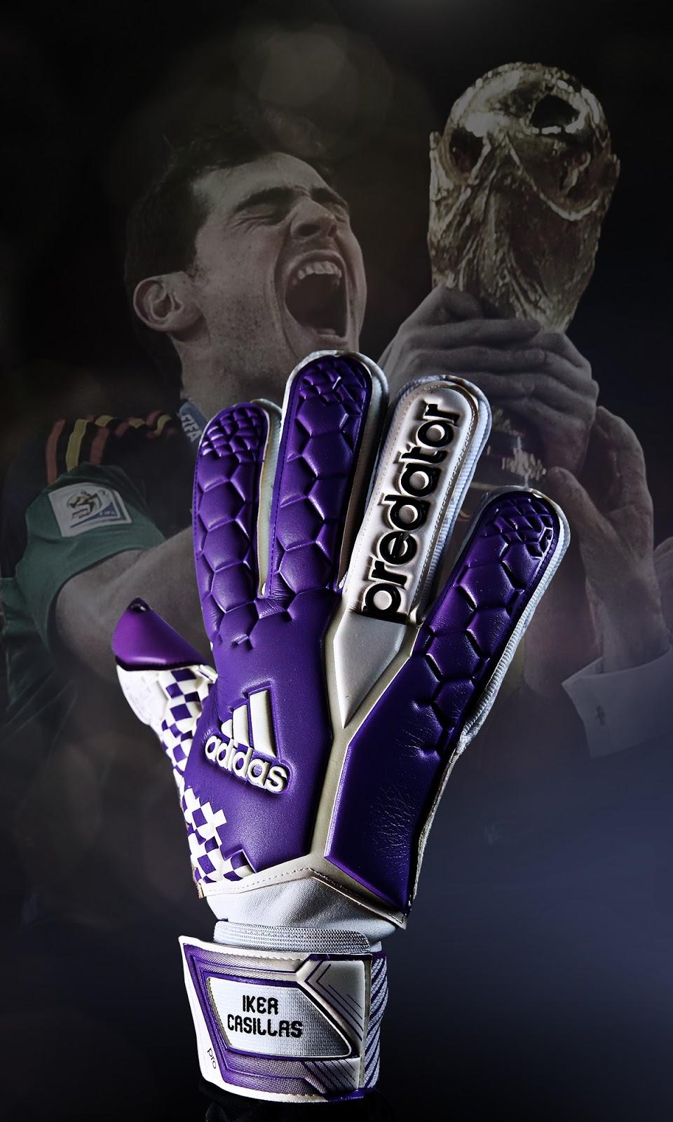 Betsy Trotwood Derechos de autor Risa  Locos de la Porteria: Adidas Predator Pro Iker Casillas