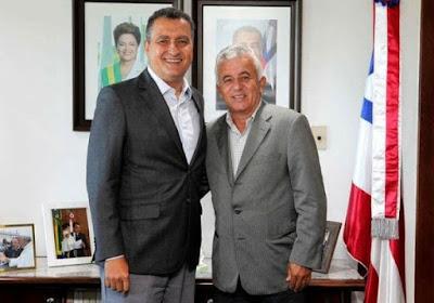 Ex-prefeito de Alagoinhas deixa Adab para concorrer à Alba