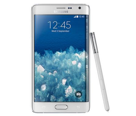 Spesifikasi dan Harga Samsung Galaxy Note EDGE Terbaru
