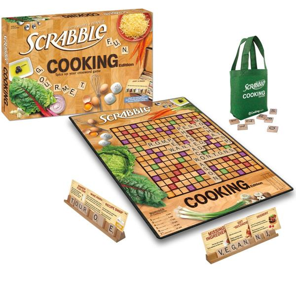 Kitchen Games: Hungry Harps: 15 Food-Themed Board Games