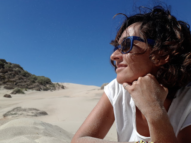 La Donna se queda a mitad de camino de la Duna en la playa de Bolonia
