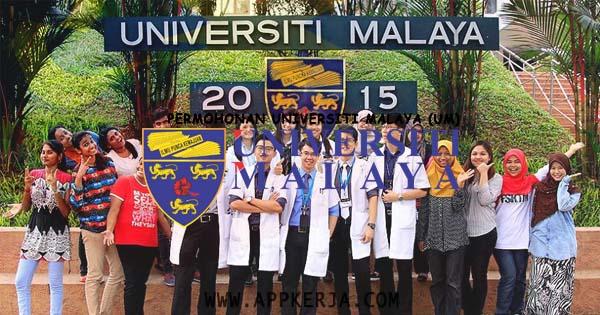 Jawatan Kosong di Universiti Malaya (UM)