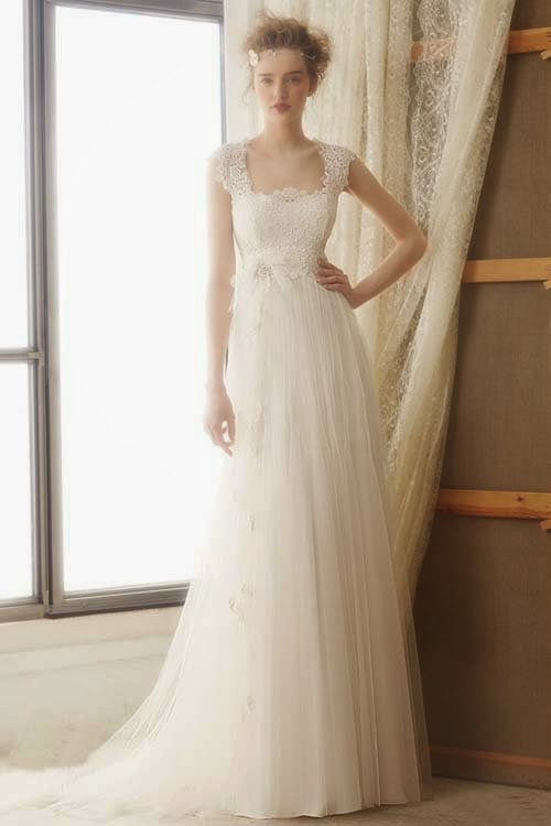 2015 Natural Wedding Dresses Collection by Ir de Bundo
