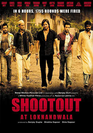 Shootout At Lokhandwala 2007 BluRay 350MB Full Hindi Movie 480p Watch Online Free bolly4u