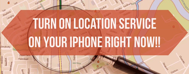 Do you often turn off location service on your iPhone thinking that you will get more battery life? Turn it back on if you do so.