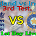Kohli hits brilliant 97 as Stokes returns | England v India 3rd Test | Day 1 2018 - Highlights