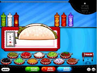 Papa has gotten into the Mexican food business with Taco Mia! #PapaLouie #TimeManagementGames #FlashGames