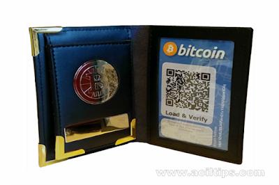 Cara Membuat Dompet Bitcoin di Blockchain (Wallet)