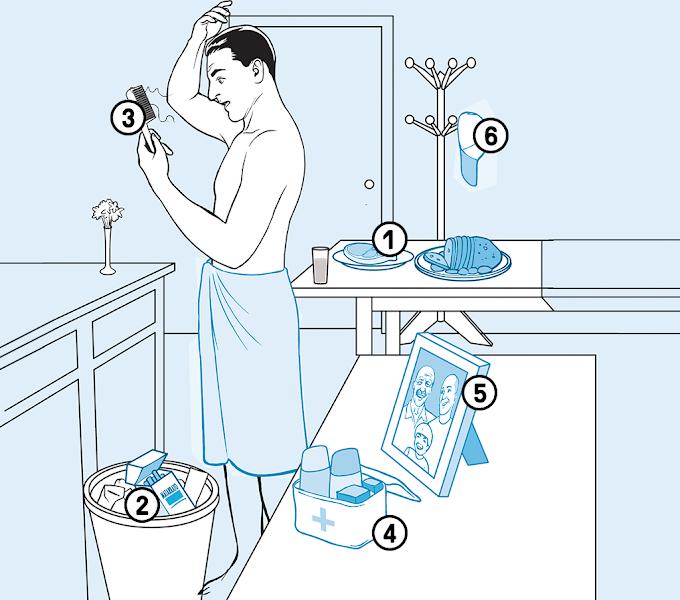 6 dicas para combater a calvície