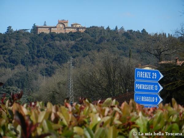 Il Castello di Sammmezzano vicino a The Mall