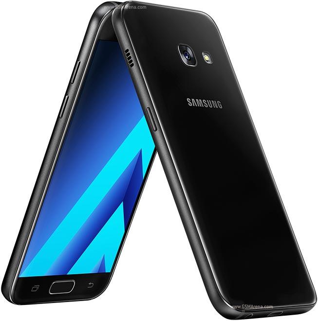 Samsung Galaxy A3 2017 Berkamera Depan 8 MP