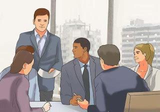 تنظيم الاجتماع