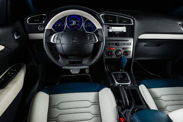 Citroen C4 Lounge Sportmarine