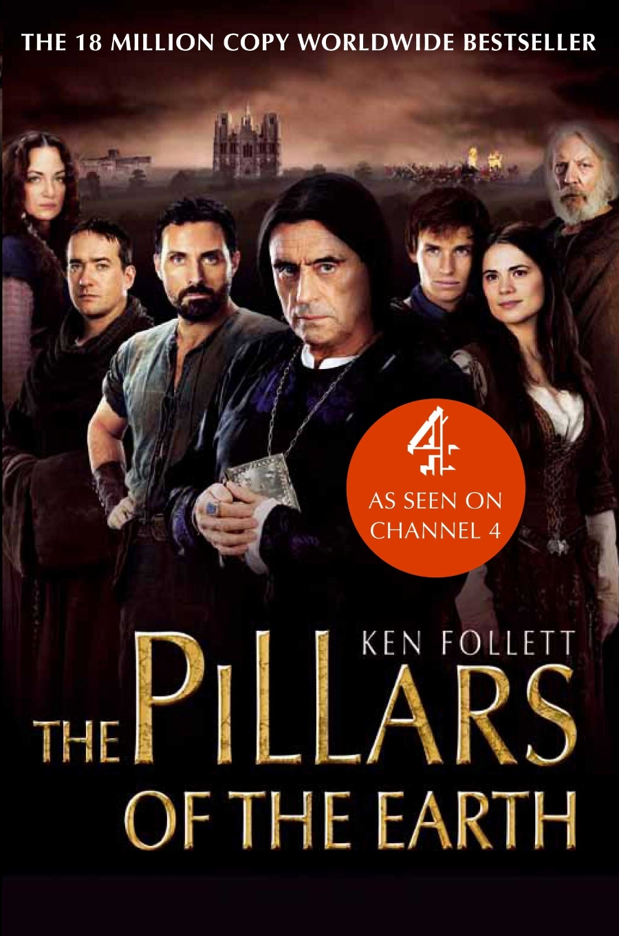 Image result for pillars of the earth book