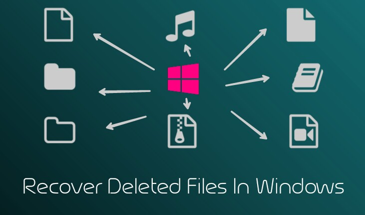 recover deleted files in computer