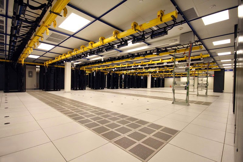 Green Data Center Design And Management Data Center