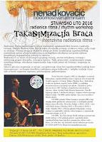 Radionica Zapadnoafričkog ritma Sutivan slike otok Brač Online