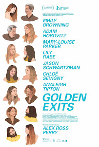 Golden Exits Poster