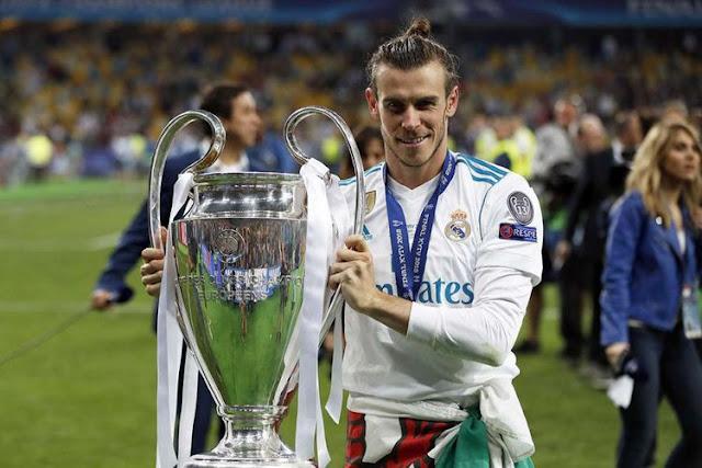 Manchester United Siapkan Dana 122 Juta Pounds Untuk Gareth Bale