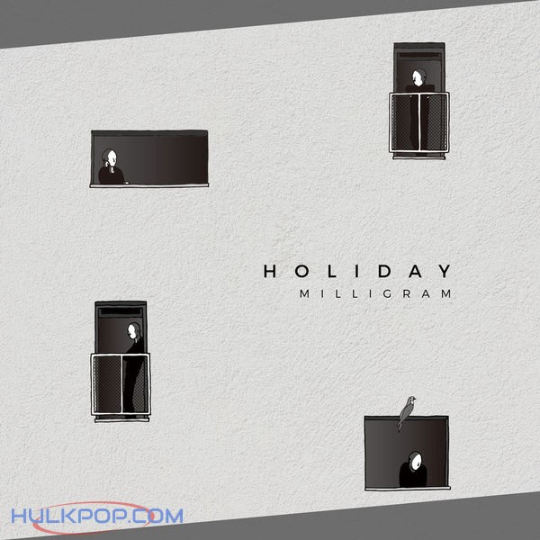 Milligram – Holiday – EP