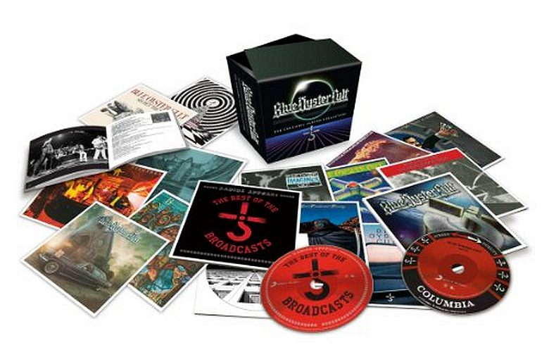 BLUE OYSTER CULT - The Complete Columbia Albums Collection [16-CD Remastered + bonus] box