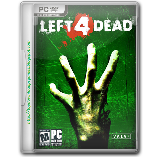 Download Left 4 Dead 1 Full Rip Pc Game - Top Download Pc Games