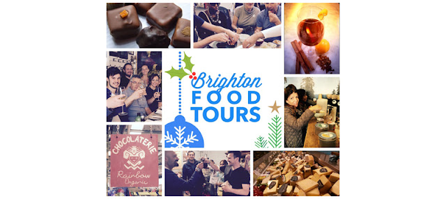 brighton food tours - christmas food brighton
